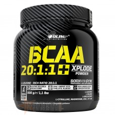 OLIMP BCAA 20:1:1 XPLODE POWDER 500 GR