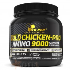 OLIMP GOLD CHICKEN-PRO AMINO 9000 300 TAV