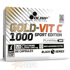 OLIMP GOLD-VIT C 1000 SPORT EDITION 60 CPS