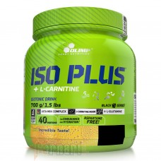 OLIMP ISO PLUS + L-CARNITINE 700 GR