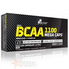 OLIMP PROFI BCAA MEGA CAPS 1100 120 CPS