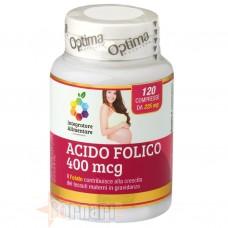 OPTIMA ACIDO FOLICO 120 CPR