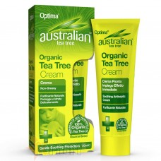 OPTIMA AUSTRALIAN TEA TREE CREAM 50 ML