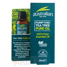 OPTIMA AUSTRALIAN TEA TREE OIL 25 ML