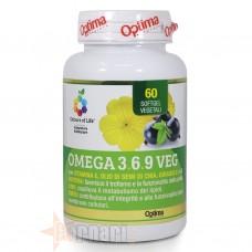 OPTIMA OMEGA 3.6.9 VEG 60 SOFTGEL