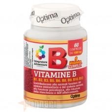 OPTIMA VITAMINE B COMPLEX 60 CPR