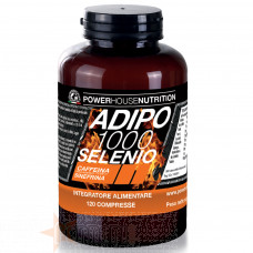 POWER HOUSE ADIPO 1000 SELENIO 120 CPR