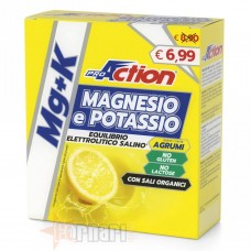 PROACTION MG+K MAGNESIO E POTASSIO 10 BUSTE