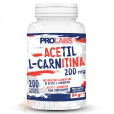 PROLABS ACETIL L-CARNITINA 200 CPS
