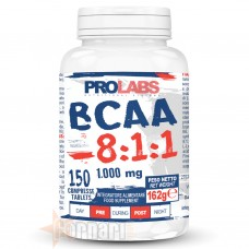 PROLABS BCAA 8:1:1 150 CPR