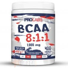 PROLABS BCAA 8:1:1 400 CPR