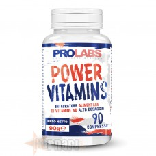 PROLABS POWER VITAMINS 90 CPR