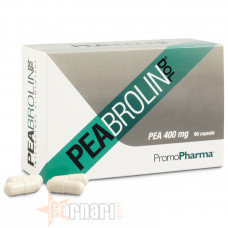 PROMOPHARMA PEABROLIN DOL 20 CPS