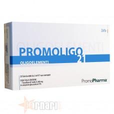 PROMOPHARMA PROMOLIGO 21 - ZOLFO 20 FIALE