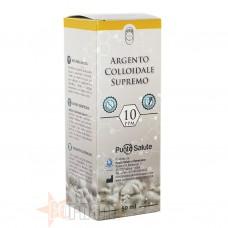 PUNTO SALUTE ARGENTO COLLOIDALE SUPREMO 10 PPM 50 ML