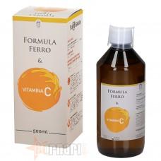 PUNTO SALUTE FORMULA FERRO E VITAMINA C 500 ML