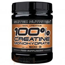 SCITEC 100% CREATINE MONOHYDRATE 500 GR