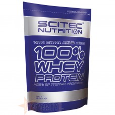 SCITEC 100% WHEY PROTEIN 500 GR