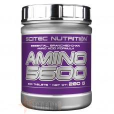 SCITEC AMINO 5600 200 CPR
