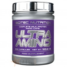 SCITEC ULTRA AMINO 200 CPS