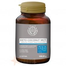 TISANOREICA KETO COCONUT MCT 90 SOFTGEL