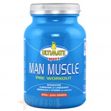 ULTIMATE ITALIA MAN MUSCLE PRE WORKOUT 500 GR