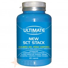 ULTIMATE ITALIA NEW SCT STACK 120 CPS