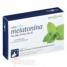 VITACALM MELATONINA SUBLINGUALE 120 CPR