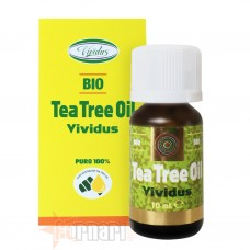 VIVIDUS TEA TREE OIL BIO 10 ML