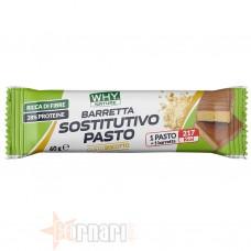 WHY NATURE BARRETTA SOSTITUTIVO PASTO 60 GR