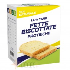 WHY NATURE FETTE BISCOTTATE PROTEICHE 120 GR