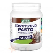 WHY NATURE SOSTITUTIVO PASTO SHAKE 480 GR