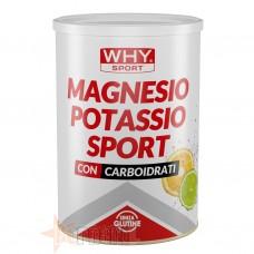 WHY SPORT MAGNESIO POTASSIO SPORT 400 GR