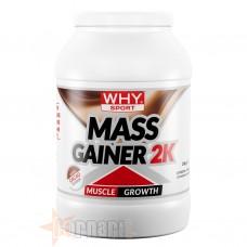 WHY SPORT MASS GAINER 2K 2 KG