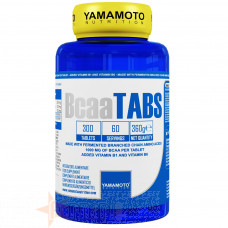 YAMAMOTO BCAA TABS 300 CPR