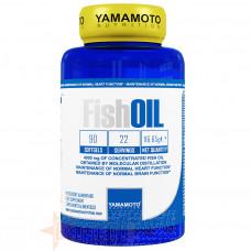 YAMAMOTO FISH OIL 90 SOFTGELS
