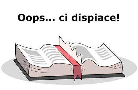 Pagina non trovata